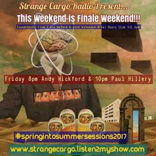 EP 34 #sprinintosummersessions2017  Present The LAB Sessions with Andy Hickford and Paul Hillery