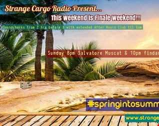 EP 36 FINALE NIGHT!!! #springintosummersessions Present IMAGINE The After Party with Salvatore Muscat & DJ findanothername Panagiotis Gazis as aired 18.06.17