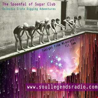 The Spoonful of Sugar Club 04.05.17 Eclectic Late Night Crate Digging Adventures for Alternative Chillers