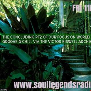 #612 The Spoonful of Sugar Club Present a World & Ethnic Groove Journey - pt 2of 2 - A spotlight special & A Focus on the archives of Victor Kiswell