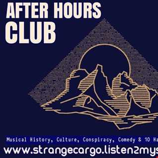 EP11 / 36 - After Hours Club with Marky G, Edutainment with a twist for the wee small hours and open minds as aired 23.04.17