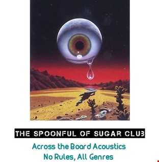 The Spoonful of Sugar Club Eps 7 of 10 - 2 hrs talk free as aired by Strange Cargo on 14.12.2016