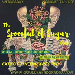 3hr retrospective of Strange Cargo Classics with Mark Gardner via The Spoonful of Sugar club as aired 13.09.18