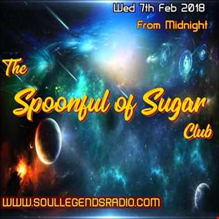 The Spoonful of Sugar Club as aired Weds 07th February 2018