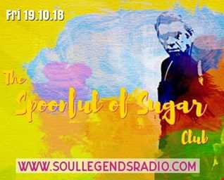 Mark Gardner and Fri Nights Alternative top 40 turned into a top 50 >>> with The Spoonful of Sugar Club as aired .19.10.18