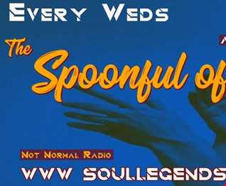 2 Slices of Alternative Chill & Groove with The SPOONFUL OF SUGAR CLUB - Anything may happen Off Road radio as aired Weds 02nd into Thur 3rd May 2018