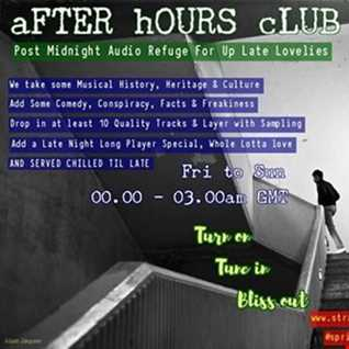 EP29 #springintosummersessions2017 After Hours Club as aired 04.06.17