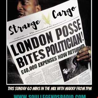 Rodney P Special - 60 mins tribute mix to Godfather of UK Hip Hop brought to you by The STRANGE CARGO RADIO SHOW as aired 7 til 8pm on Sun 06th Nov 2016