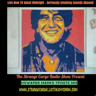 "For Howard Marks (RIP) - Strange Cargo's ""Stairway to Heaven"" Tribute mix - Talk Free as aired on 11.04.2016."