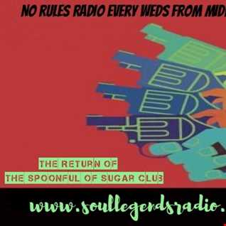 Episode 15 (pt 2 of 2) of the return of the SPOONFUL OF SUGAR CLUB - 2 HRS TALK FREE ALTERNATIVE CHILL OUT BY STRANGE CARGO AIRED15.09.16