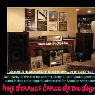 The Strange Cargo Radio Show presents FUKDUP WOODSTOCK aired on.30.03.14
