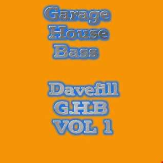 Davefill   GHB Vol 1