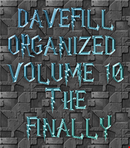 Organized volume 10 the finally