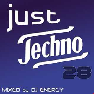 DJ Energy presents Just Techno 028 live at Sfeer Festival 2019