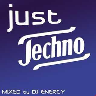 DJ Energy presents Just Techno 012 live at Corto Dimanche [DEC2015]