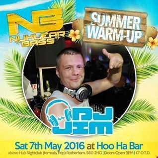DJ JIM & MC MARKO   Nuklear Bass May 2016
