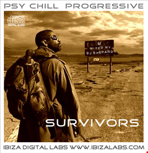 Electronic Psy Chill -SURVIVORS-mixed by Dave Shepard