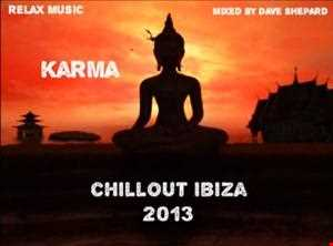 Karma-Chillout  Lounge Ambientmixed by Dave Shepard