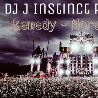DJ J INSTINCT PRESENTS - JDR - REMEDY - MORE TO GIVE INSTRUMENTALS
