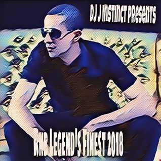 DJ J INSTINCT PRESENTS RNB LEGENDS FINEST 2018 FEAT. USHER, JAGGED EDGE, HALEY SMALLS, KEVIN MCCALL, RITA ORA, TGT, MISSY ELLIOTT, TINASHE AND MORE