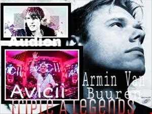 Dj J Instinct Presents 'The Very Best Of Avicii, Armin Van Buuren and Audien - Triple A Legends' 2013