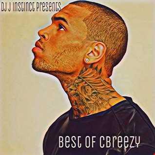 DJ J INSTINCT PRESENTS-MIXTAPE-BEST OF CBREEZY 2018