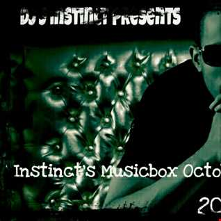Dj J Instinct Presents ' Club Instinct - Instinct's Musicbox October Mixtape 2014 Featuring Novel, Chris Brown, Alesso, Dj Khaled, Eminem, Rick Ross, 2Pac, Calvin Harris, Dj J Instincts Mashup's, Busta Rhymes,Lemar, Timbaland, Omarion and more