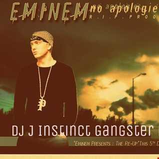 Dj J Instinct Presents ' CLUB INSTINCT ' Eminem - No Apologies [Gangster Remix]