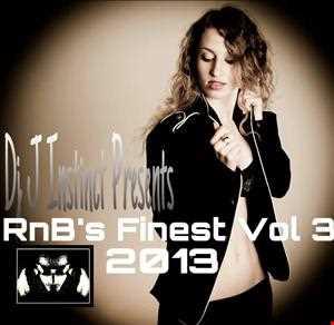 Dj J Instinct Presents '100% RnB Finest - RnB Dudes and Divas 2013