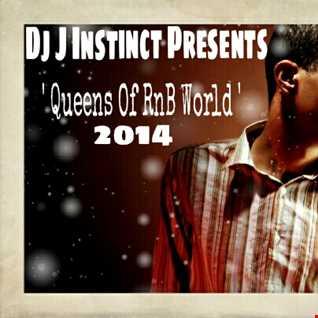 Dj J Instinct Presents ' Club Instinct ' Rnb Special - ' Queens Of RnB ' 2014 featuring Brandy, Nicole, Mary J Blige, Rihanna, Pixie Lott, Angie Stone, Ciara, Keri Hilson, TLC, Neon Jungle, Jojo, Amerie, Beyonce, Kelly Rowland and many more diva's