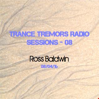 Trance Tremors Radio - Trance Sessions 8