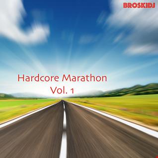 BroskiDJ - Hardcore Marathon Vol 1