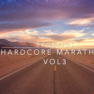 BroskiDJ - Hardcore Marathon Vol 3