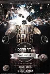 Black Gems Of Radio City Vol.04   Blueroom  (NJS)