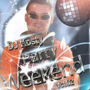 DJ Kosty   Party Weekend Vol. 02