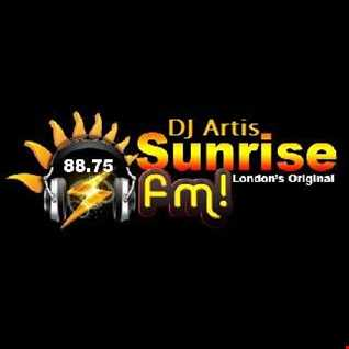 DJ ARTIS DnB JUNGLE SUNRISE FM SET 19 03 17