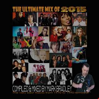 Mark Bradley - The Ultimate Mix For 2015