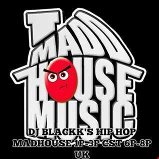 DJBLACKK'S HIPHOP MAD HOUSE VOL.21