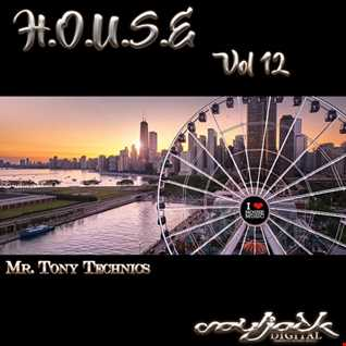 Mr. Tony Technics   H.O.U.S.E Vol 12.mp3