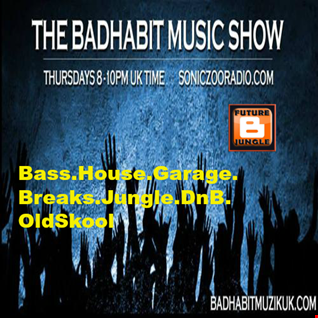 The Bad Habit Muzik Show 23 07 15