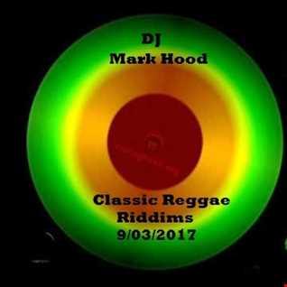WNSR   DJ Mark Hood   Classic Reggae Riddims 1