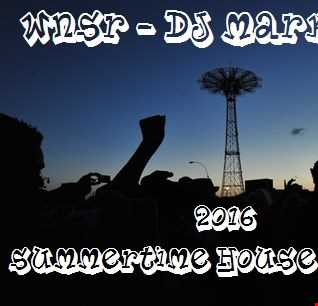 DJ Mark Hood   2016 Summertime House Mix Vol 12A