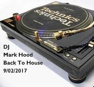 WNSR   DJ Mark Hood   Back To House Vol 1