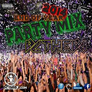 2014 End Of Year Mega-Party Mix - DCtheDJ