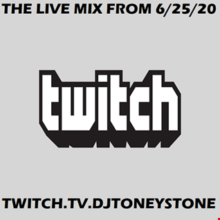 The Live Mix on Twitch from 6/25/20