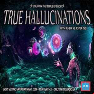 True Hallucinations on Dice Radio