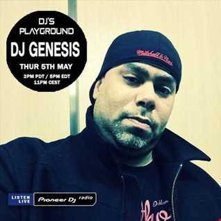 PIONEER DJ RADIO GUEST MIX 2016 - DJ GENESIS