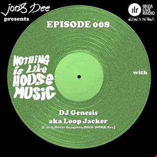 NOTHING LIKE HOUSE MUSIC GUEST MIX 2017 - DJ GENESIS