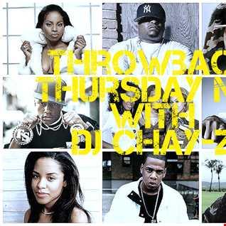Throwback Thursday Mix 20-11-14