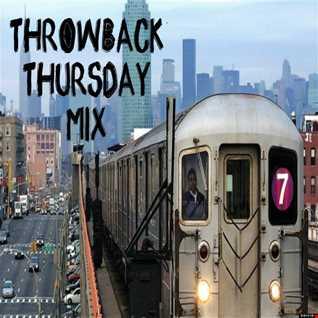 Throwback Thursday Mix 09-07-15